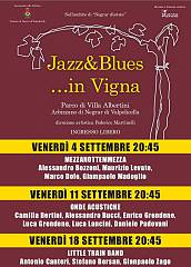 Jazz&blues.. in vigna