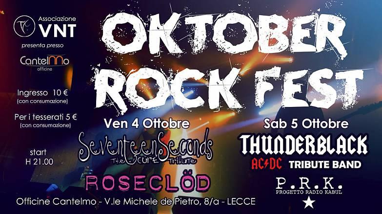 Oktober rock fest