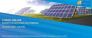 Corso online - esperto in gestione dell'energia (ege)
