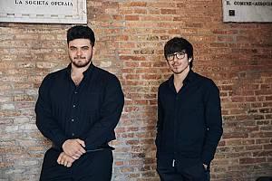 Danze e rapsodie all'oratorio del gonfalone con due giovani talenti del pianoforte.