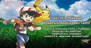 Labirinto pokemon � pokepark acchiappali tutti!