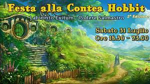 Festa alla contea hobbit 2.0 � labirinto exitum