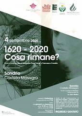 1620- 2020 cosa rimane?