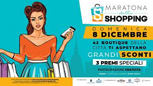 Maratona dello shopping
