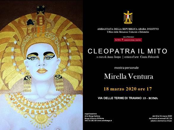 Cleopatra il mito