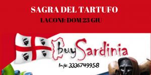 Laconi: sagra del tartufo dom 23 giu