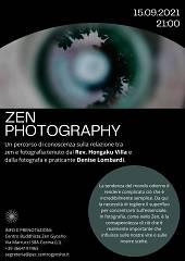 presentazione gratuita corso  zen photography