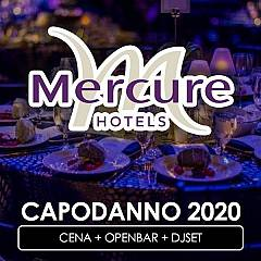 Capodanno 2020 mercure west roma