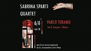 Sabrina sparti quartet