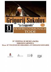 Grigorij sokolov in recital!
