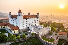 Rassegna sul castello di bratislava