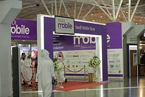 Saudi mobile show