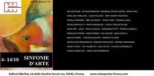 mostra d'arte contemporanea: sinfonie d'arte