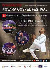 Novara gospel festival 2019 winter edition