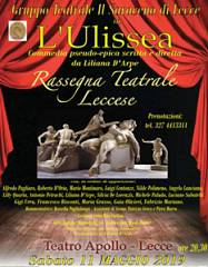 Commedia musicale l'ulissea