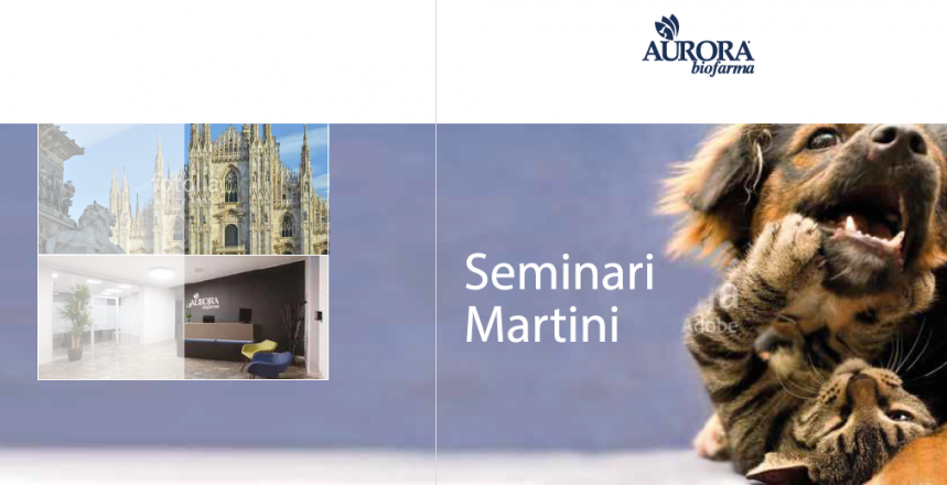 Salute: al via i seminari martini, incontri in veterinaria