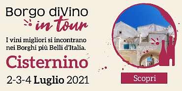 Borgo divino in tour – i vini migliori si incontrano nei borghi piu' belli d'italia