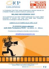 Milano movieweek 2021 - fondazione perini