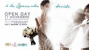 Open day sposa 2019