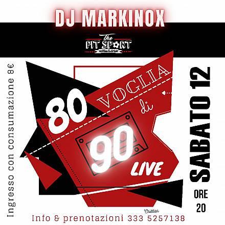 80 voglia di 90 live@pitsport | gerenzano