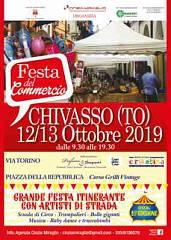 10a festa del commercio – circus edition - chivasso (to)