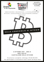 Dalle conchiglie a bitcoin - giuseppe denaro - zaragast