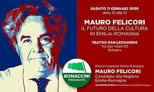 Mauro felicori si presenta al mondo della cultura per le elezioni regionali 2020