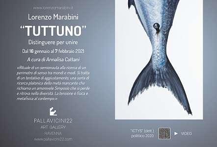 Lorenzo marabini     tuttuno. distinguere per unire.