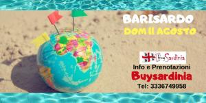 Tour delle spiagge con buysardinia | 4  tappa bari sardo | dom 11 ago