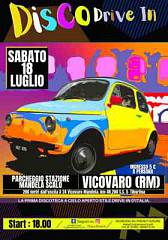 Disco drive-in vicovaro