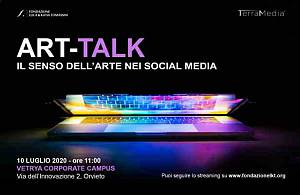 Art-talk: il senso dell'arte nei social media