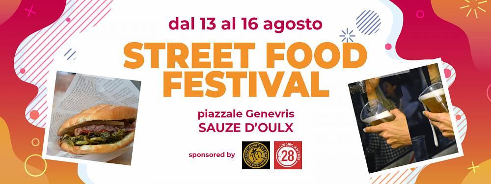 Street food festival sauze d'oulx