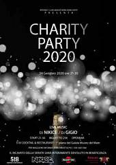 Charity party 2020