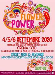Flower power - la festa della gioia a crema