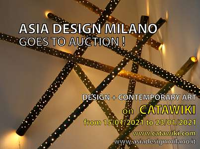 Asia design milano va all'asta!