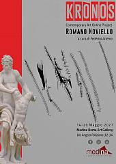 Kronos- mostra personale di romano noviello