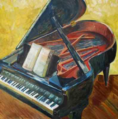 Recital per pianoforte di luciano boidi - palazzo cavagnis - venezia - ore 18:00