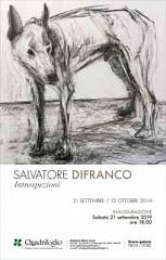 Introspezioni, opere di salvatore difranco in mostra al quadrifoglio