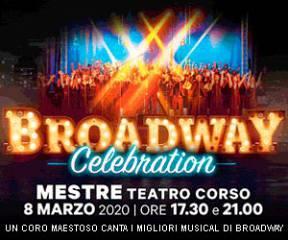 Broadway celebration