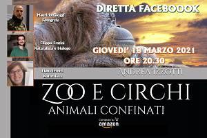 Zoo e circhi, animali confinati