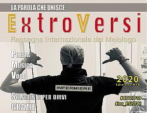 Solidarieta': xv^ edizione della rassegna internazionale del melologo - edizione speciale
