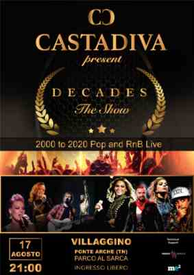 Castadiva decades - the show