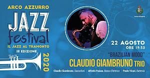 Claudio giambruno trio meets alfredo paixao -  braziliando