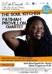 The soul kitchen - fatimah provillon quartet
