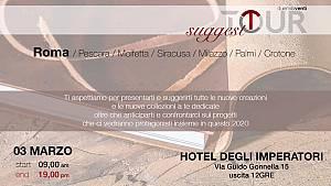 Roma - suggest tour | cartotecnica ti ci group