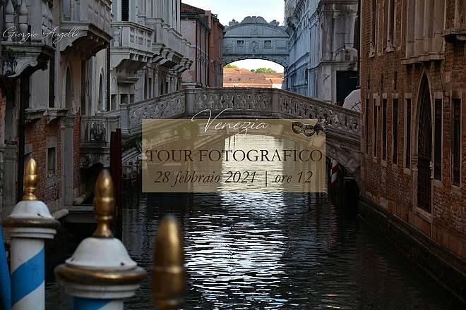 venezia - tour fotografico