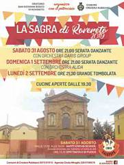 Sagra di rovereto (cr)