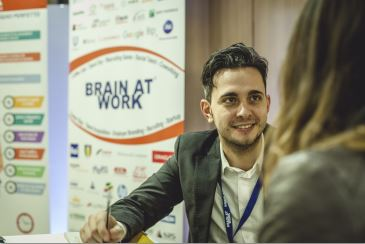 Career day brain at work roma edition