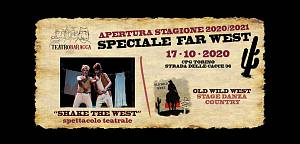 Shake the west al teatro baracca