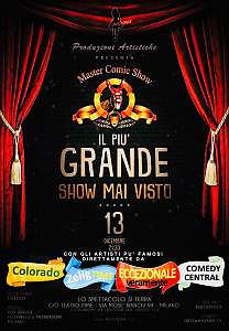 Master comic show